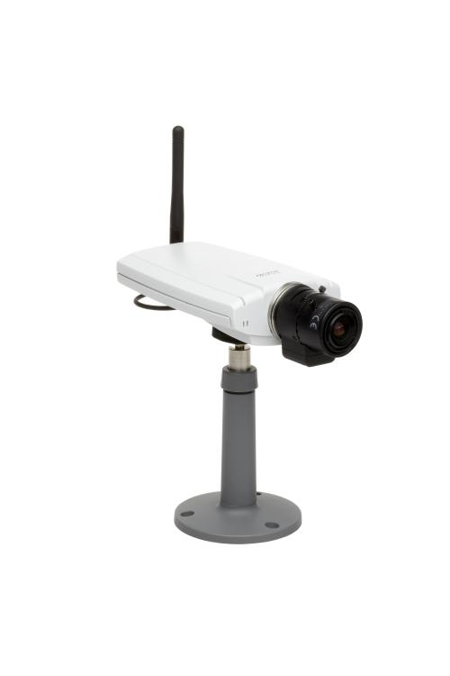 AXIS 211W  Network camera – fixed Varifocal DC-iris lens. Wireless
