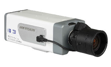 Hikvision DS-2CD862MF-E 1.3 Megapixel IP Camera