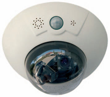 Mobotix MX-D12Di-Sec-Night-180-R16 Indoor 2,5 Mega Panorama camera