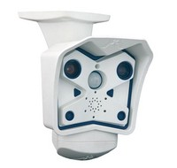 Mobotix MX-M12D-Sec-N22N135 In/Out Mega Dual, S/Wide/Tele night