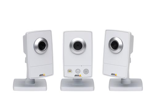 M1031-W Indoor network camera. Fixed lens. Wireless