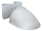 Mobotix MX-OPT-WHMH-Set Wall And Pole Mount set for Q22/Q24