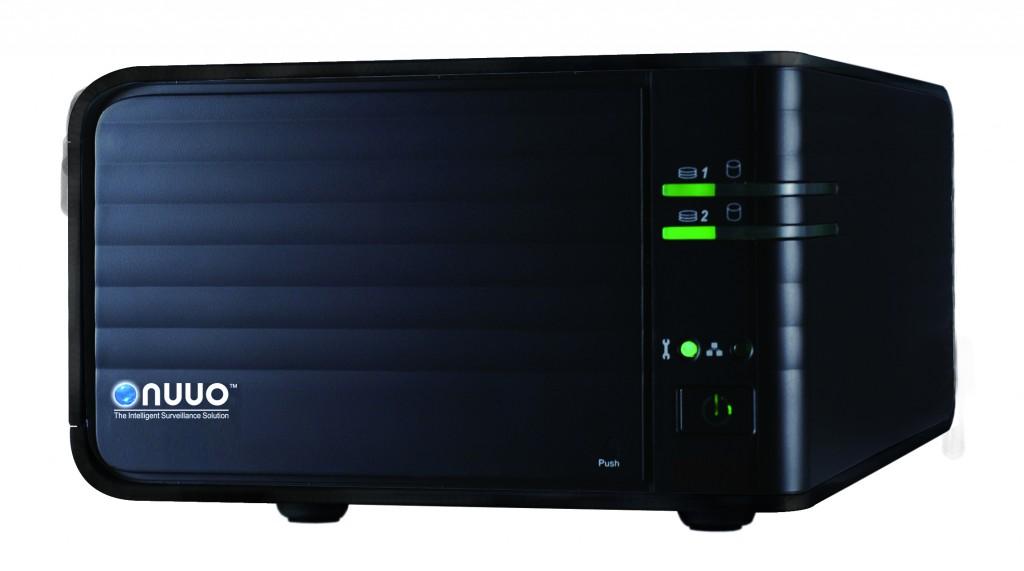 NUUO NV-4160S NAS-based NVR 16ch, 4bay