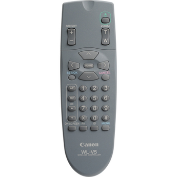 Canon WL-V5 Wireless for VC-C4, VC-C4R