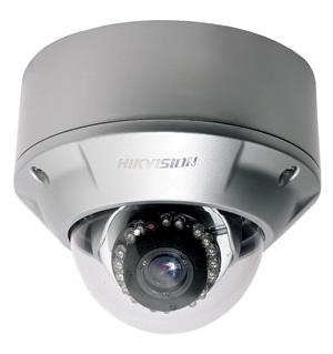Hikvision DS-2CD762MF-IFB 1.3 Megapixel IR Vandal Resistant – 4″