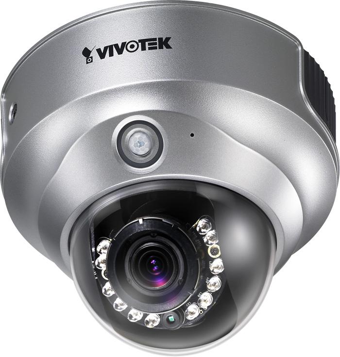 Vivotek FD8161 CMOS, H.264/MPEG-4/MJPEG, 1600×1200 Network Camera