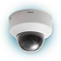 Toshiba IK-WD01A Mini-Dome, POE, 1/4″ CMOS