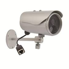 ACTI D31 1MP Bullet Camera with D/N, IR, Fixed Lens