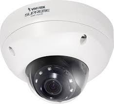Vivotek FD8371EV Network camera – fixed dome – outdoor – vandal