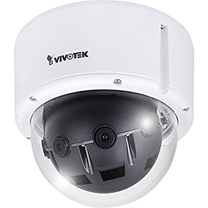 Vivotek MS8392-EV 12 Megapixel Network Camera – Color